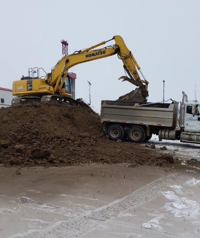 Excavator About Us